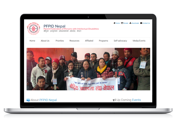 Parent Federation of Persons with Intellectual Disabilities (PFPID), Nepal
